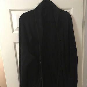 Other - Todd Synder NYC cardigan xl black